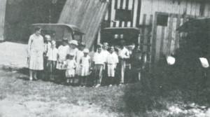 Grove's barn